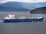 Exploration ship Anacortes Bay