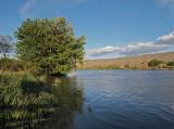 Prosser WA. along the Yakima River
