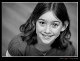1st Place RibbonB&W Portrait Child2010