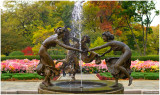 The Three Dancing Maidens Of The Untermyer Fountain 2