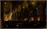 Sunday Mass at Saint Patrick's Cathedral