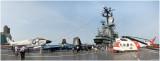 USS Intrepid Flight Deck Panorama 2