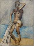 Pablo Picasso - Bather