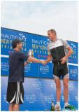Greg Bennett NYC Triathlon 2009  Winner !