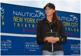 Jenny Fletcher - Fashion  Model & NYC Triathlete  2009