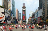 Times Square Summer Wallpaper II