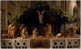 The Nativity Scene at Saint Patricks Cathedral 2009