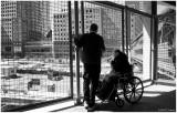 Visiting Ground Zero 2004