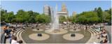 Springtime in Washington Square 2