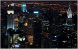 Chrysler Building Night Wallpaper