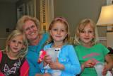 NC Visit Dot Carolyn Brooke Paige Ashley 04-06-08