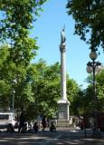 Plaza de Cagancha, Montevideo, Ur