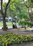Plaza Fabini, Montevideo, Ur