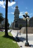 Placio Salvo, Plaza Independencia, Montevideo, Ur