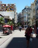Entrance to Ciudad Vieja, Montevideo, Ur