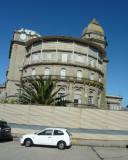 Derelict casino on the Eastern Beaches, Montevideo, Ur