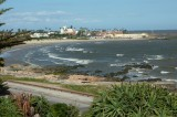 View from Plaza de la Armada, Montevideo, Ur