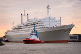 Return of the ss Rotterdam (V)