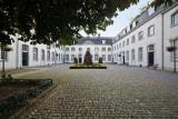 Vaals - Town hall courtyard