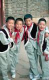 Lijang school children