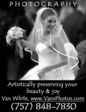 Why Do Brides Choose Van White For Their Wedding Photographer?