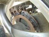 Total Rear Brake Failure