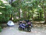 Birch Bay State Park at Blaine WA