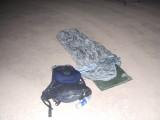 Grand Bara Run:  Sleep Kit