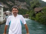 Dad in Interlaken