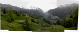 View of Lauterbrunnen (24 May 2009)