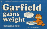 Garfield Gains Weight (1981) (inscribed)