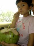 A coconut convert.
