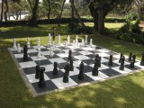Again mated by Dad in two moves.  Oh, the ignominy!