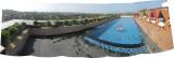 Ravina and Rahil on Taj Vivanta rooftop pool (16 Jan 2010)