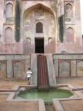 Humayan's Tomb.