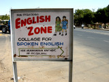 Colage for Spoken (and not written, thank goodness!) English