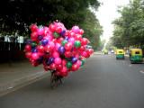 Bicycling balloon wallah no. 3
