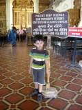 Basilica of Bom (Baby) Jesus, Old Goa