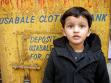 Usable Cloth Dropbox, Nizamuddin East, New Delhi