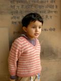 Rajghat (Gandhi's cremation site), New Delhi