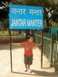 Jantar Mantar (an ancient observatory), New Delhi