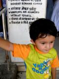 Handicaps Are Alloweded, Bombay Aquarium, Bombay