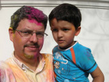 Rahil and Holi