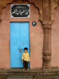 Taj-Ul-Masjid, Bhopal (close-up)