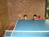 Table tennis I
