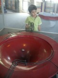 Trip to the National Science Centre.
