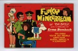 Funky Winkerbean (1984) (inscribed with original drawing)