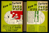 A variant slipcase to the How to Torture set