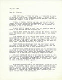 Letter to Christopher Tolkien (27 July 1987)