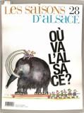 Autumne 2005 issue of Les Saisons D'alsace